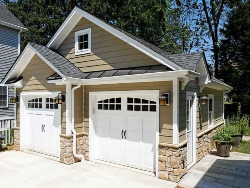 Garages Construction Remodeling Services