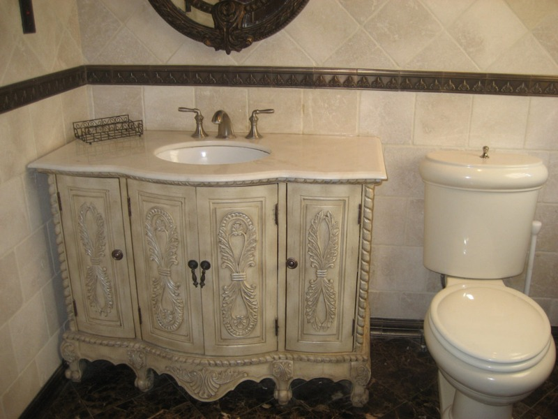Bathroom Construction Remodeling Services